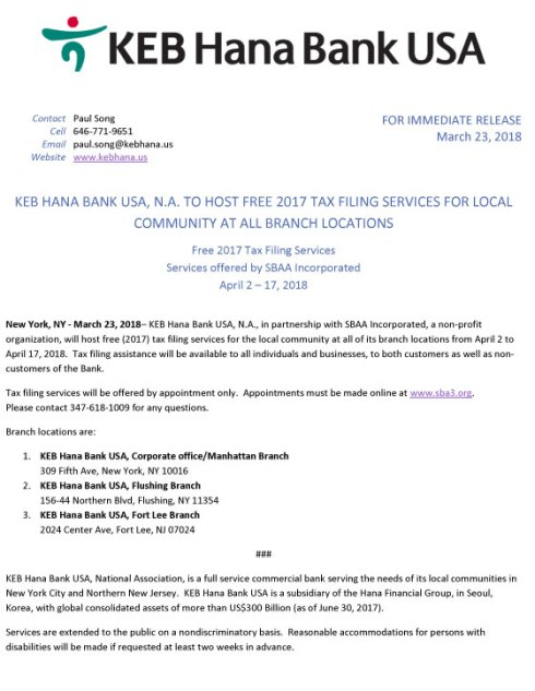 PRESS-RELEASE-Free-Tax-Prep